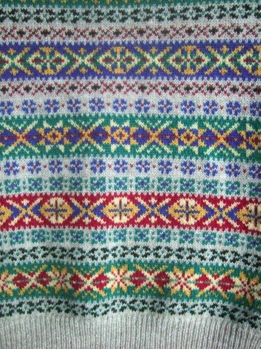 Shetland Collection - Fair Isle Patterns   Fair isle knitting .