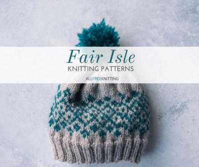 17 Fair Isle Knitting Patterns (Free)   AllFreeKnitting.c