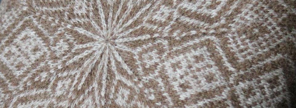 Hazel Tindall - Authentic Fair Isle Knitting Patterns, from Shetla