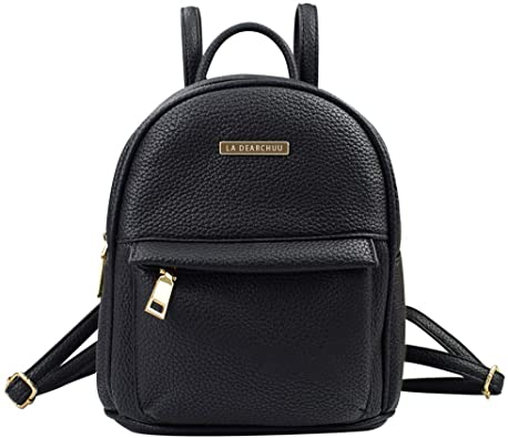 Amazon.com: Small Backpack Purse for Teen Girls Mini Fashion .
