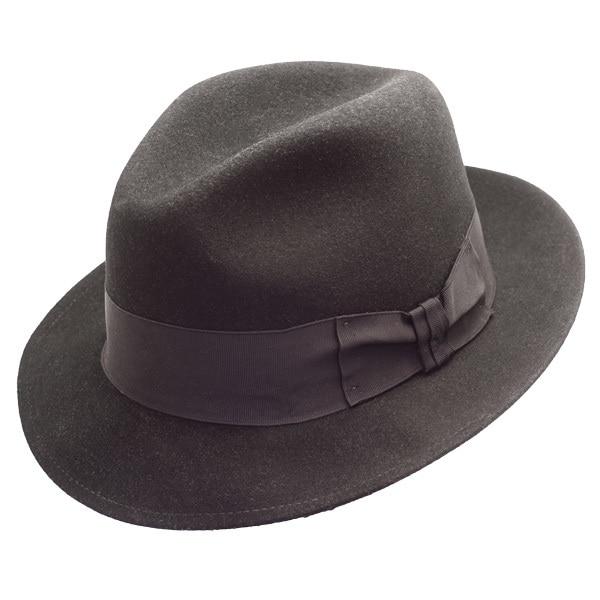 Stetson | Wool Felt Frederick Fedora| Hats Unlimit