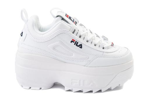 Platform shoes outfit image by chrisL on Fila | Platform shoes .