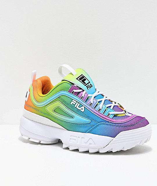 FILA Disruptor II Tie Dye Shoes | Zumi