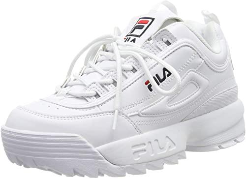 Amazon.com | Fila Shoes Woman Low Sneakers 1010302.1 Disruptor Low .