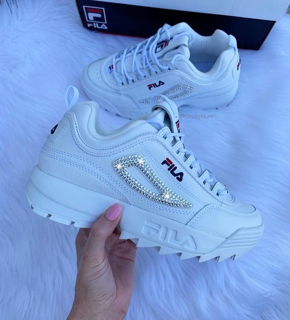 Swarovski Fila Shoes | Et
