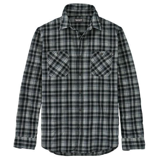 Men's Heavyweight Flannel Shirt | Timberland US Sto