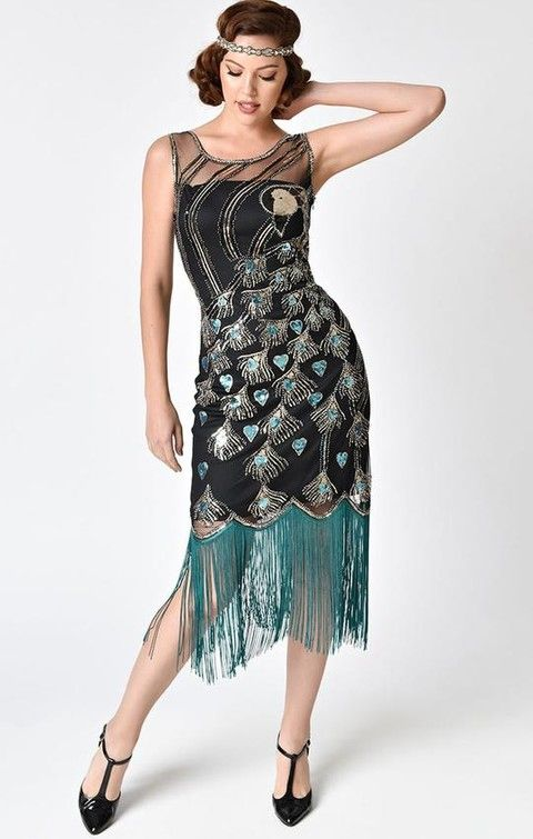 Elegantly extravagant, the Antoinette Flapper is an exquisite .