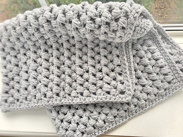 15 Adorable Crochet Baby Blanket Patter