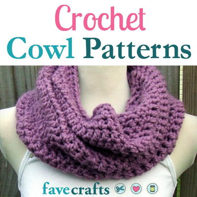 22 Free Crochet Patterns for Cowls and Neck Warmers | FaveCrafts.c