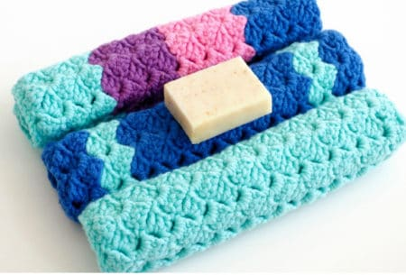 17 Free Crochet Dishcloth Patterns That'll Make You Want to Wash .