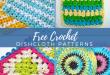 47 Free Crochet Dishcloth Patterns | AllFreeCrochet.c