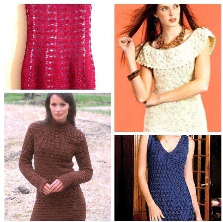 15 Beautiful Free Crochet Dress Patterns for Women – Crochet .