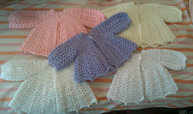 Crochet Lace for Baby: 10 Gorgeous Free Patter
