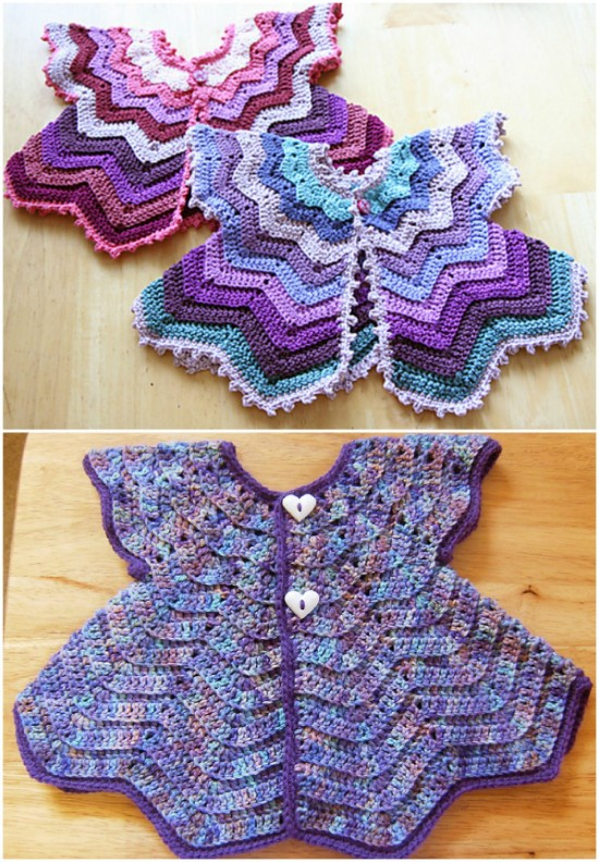Free Baby Crochet Patterns For Beginners To Advac