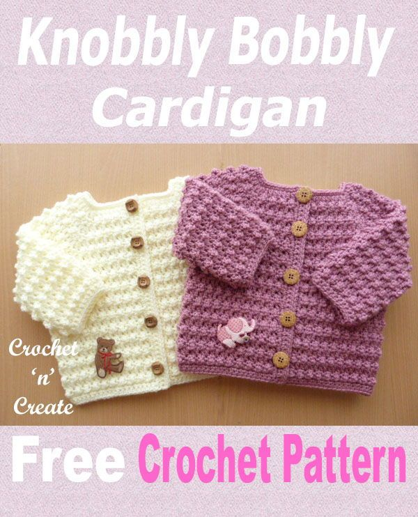 Free Crochet Patterns For Babies
