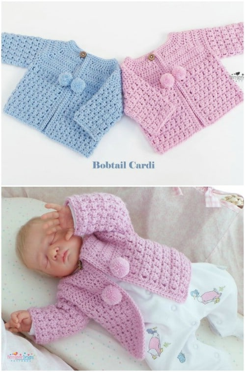 50 Most Adorable Crochet Baby Items You Need To Make Today - DIY .