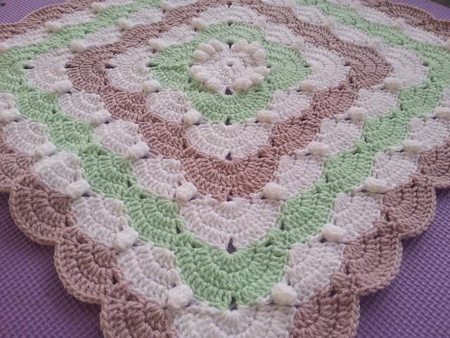Sensation Baby Blanket Free Crochet Pattern | Free Crochet Patter