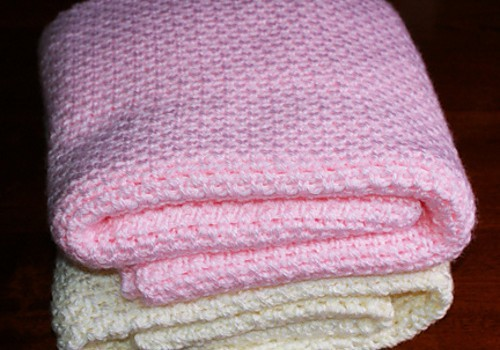 Free Pattern] This Is By Far The Fastest And Easiest Baby Blanket .