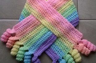 Free crochet pattern! :) | Crochet kids scarf, Scarf crochet .