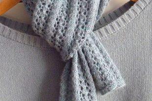 Elegant and FREE Scarf Knitting Patterns   Knitting patterns free .