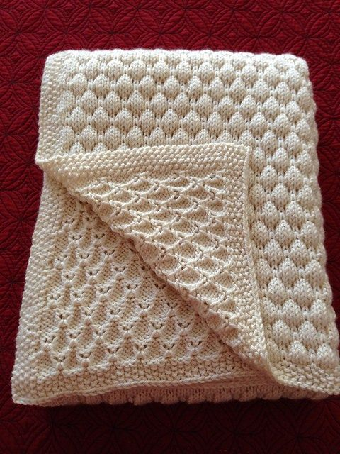 Baby Blanket Knitting Patterns | Baby knitting patterns, Knitted .
