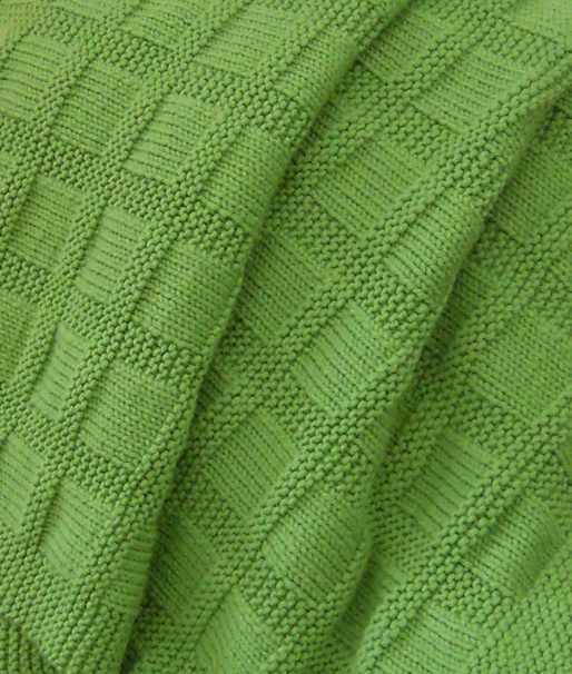 Free Knitting Patterns for Baby Blankets | Baby knitting patterns .