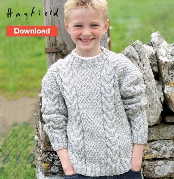 Inspiration | LoveCrafts, LoveKnitting's New Home | Kids knitting .
