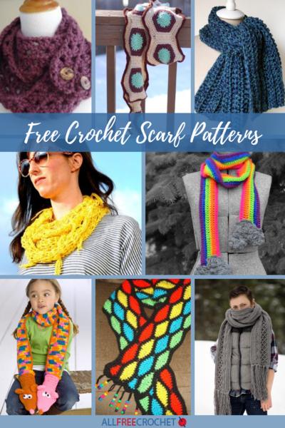 Free Scarf Crochet Patterns