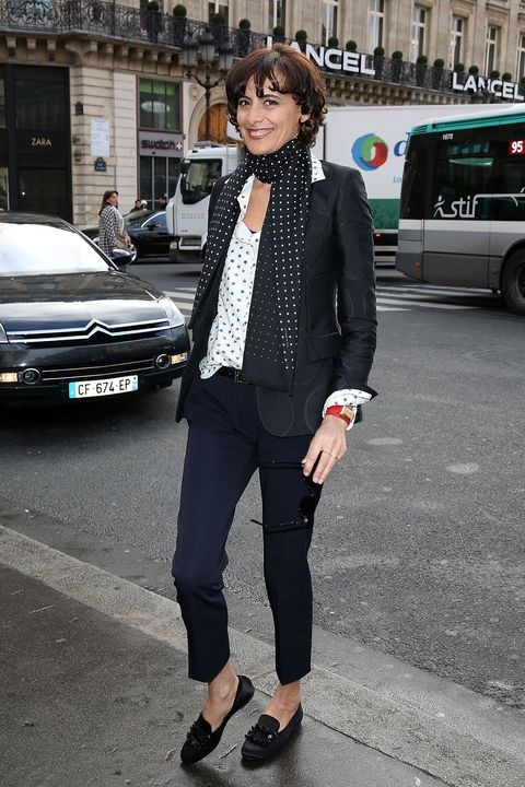 How French Women Define French Style - French Women Style Ti