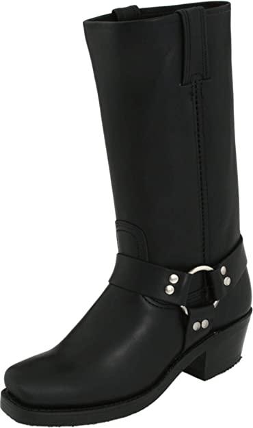 Amazon.com | Frye Women's Harness 12R Boot | Mid-Ca