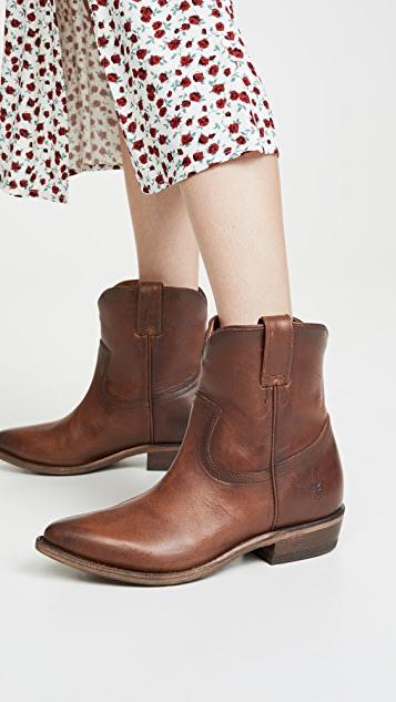 Frye Billy Short Boots | SHOPB