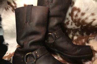 Frye Shoes   Fry 873506 Sz 9w Mens Harness Boot   Poshma