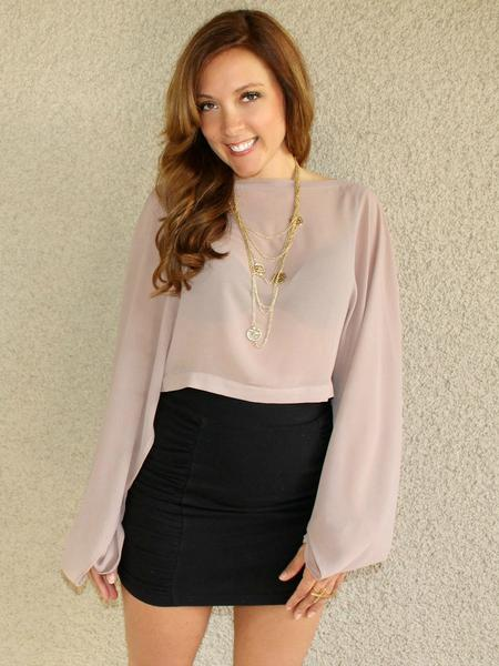 Dressy Tops | Going Out Tops | Long Sleeve Tops | Peplum Tops .