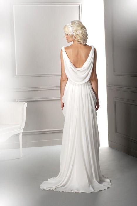 LAVANDE2[1] | Greek wedding dresses, Grecian wedding, Grecian dre