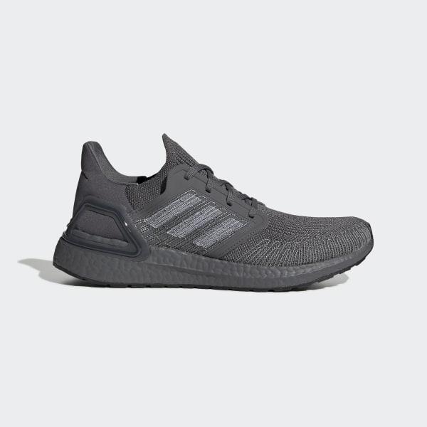 adidas Ultraboost 20 Shoes - Grey | adidas