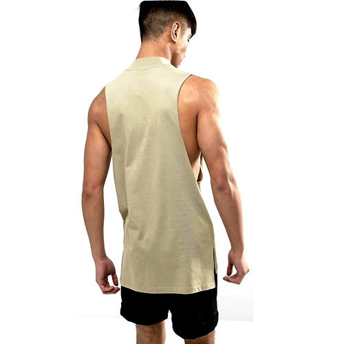 Men's Cotton Gym Wear Tank Top, Rs 250 /piece, Goswole India LLP .