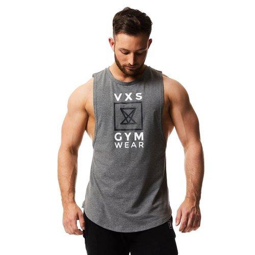 Printed Grey Mens Gym Wear Vest, Rs 180 /piece, A V ENTERPRISES .