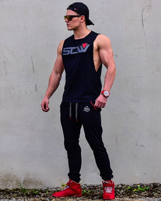 Men's Workout Outfits – 20 Athletic Gym-wear Ideas for Men | Gym .