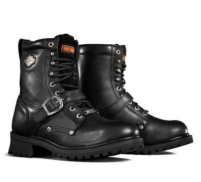 Men's Faded Glory Performance Boots - 9860814VM | Harley-Davidson U