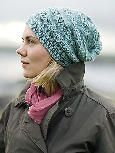 Norie Hat Knit Patte