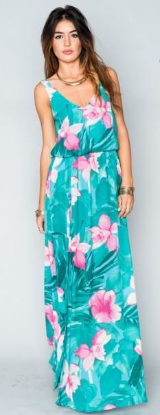 54 Best Hawaiian dresses images | Dresses, Fashion, Hawaii