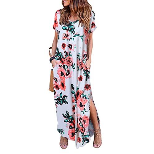 Long Hawaiian Dresses: Amazon.c