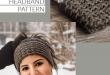 No Sweat Free Crochet Headband Pattern - Leelee Kni