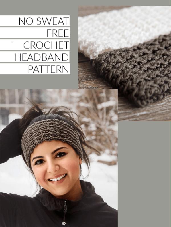 Headband Crochet Patterns