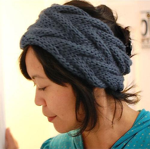 9 Free Headband Knitting Patterns — Blog.NobleKni