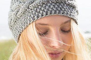 Heart Knitting Patterns | Knitted headband free pattern, Knit .