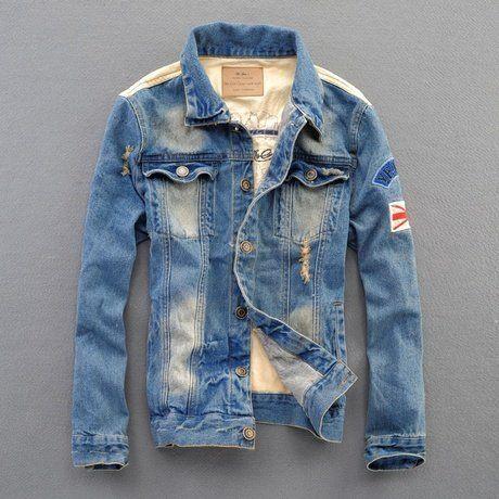 Jean Jackets For Men
