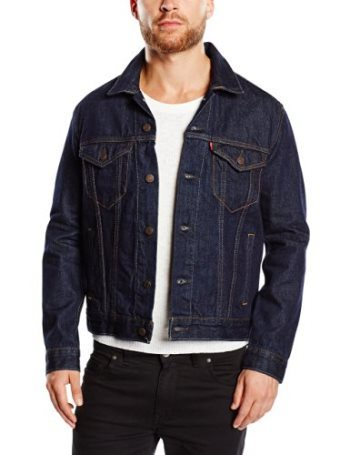 Jean Jacket For Men - How To Buy Denim Jackets Men's Gui