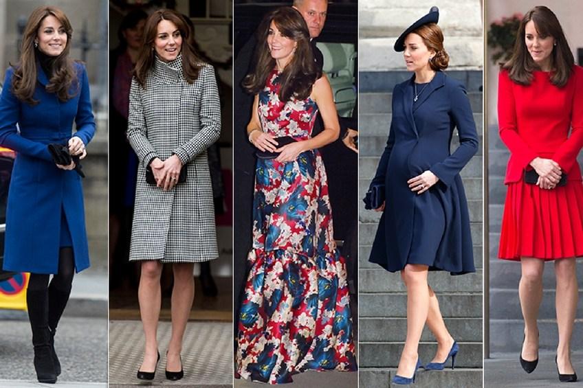 Kate Middleton Style - We LOVE Kate's Outfits & Fashion Sense .