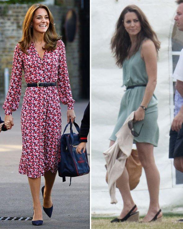 Kate Middleton style: Duchess is still a royal 'in progress .